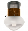 Humphrey Rustic Walnut Indoor Gas Light (9RW)